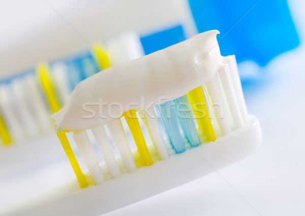 Fondo marco vida color blanco atención Foto stock © tycoon