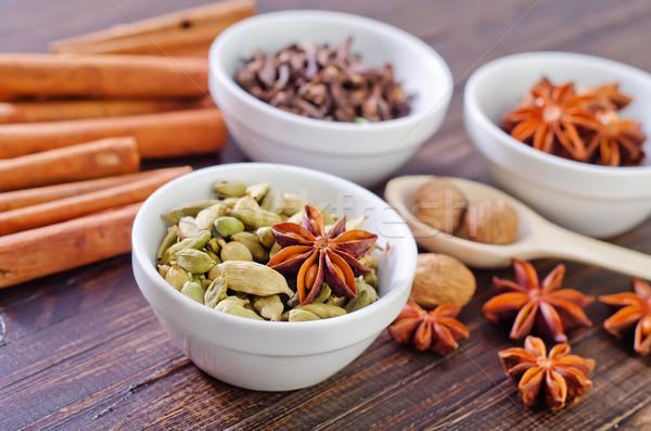 Aroma Spice alimentare frutta salute estate Foto d'archivio © tycoon