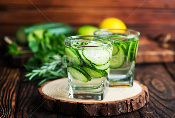 detox drink Stock photo © tycoon