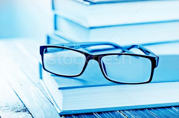 Stock photo: books