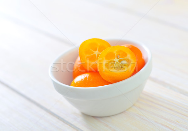 kumquats Stock photo © tycoon