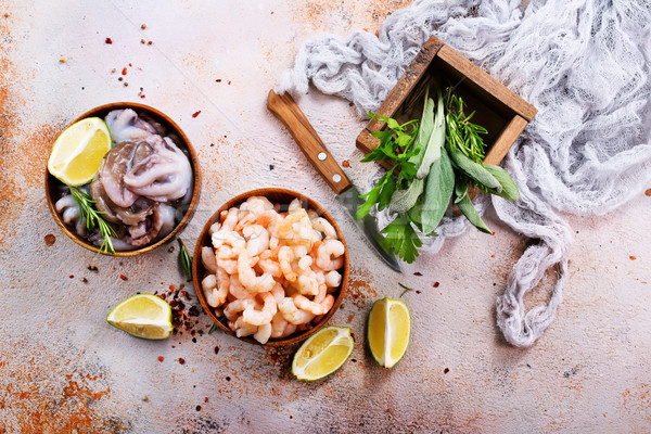 seafood Stock photo © tycoon