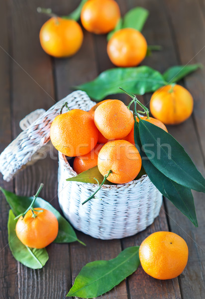 tangerines Stock photo © tycoon