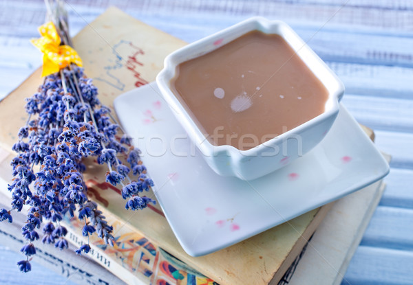 cocoa in cup Stock photo © tycoon
