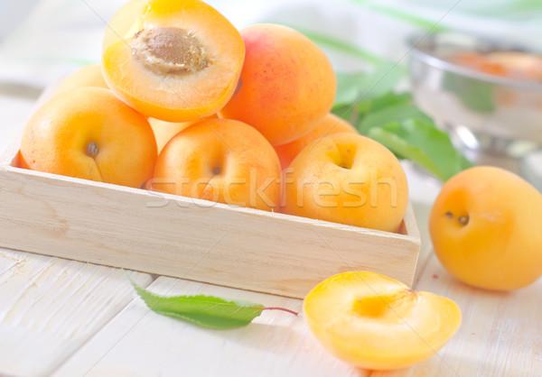 食品 自然 背景 オレンジ 工場 食べ ストックフォト © tycoon