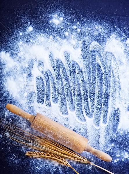 wheat flour Stock photo © tycoon