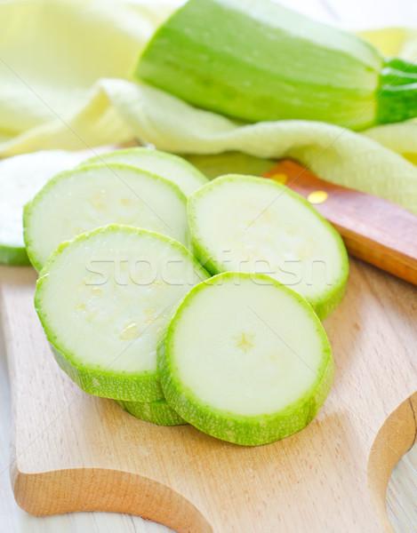 żywności tle tabeli zielone Sałatka studio Zdjęcia stock © tycoon