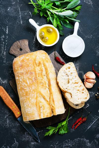 bread Stock photo © tycoon