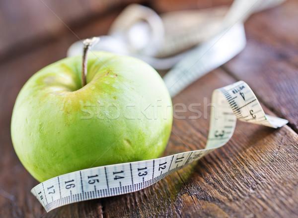 fresh apple Stock photo © tycoon