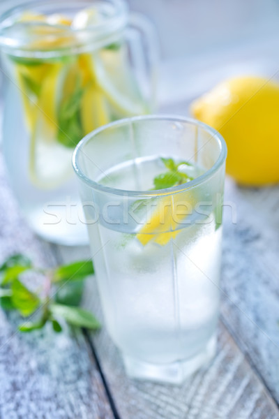 lemonad Stock photo © tycoon
