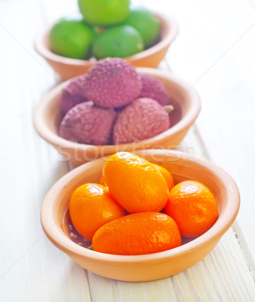 Fruits Stock photo © tycoon