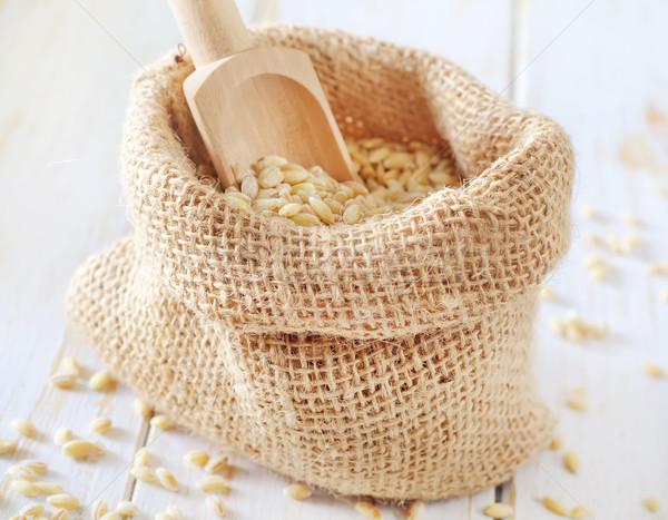 Pearl ячмень фермы еды приготовления Кука Сток-фото © tycoon