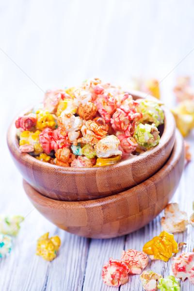 popcorn Stock photo © tycoon