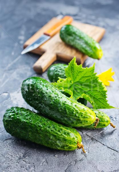 cucumbers Stock photo © tycoon