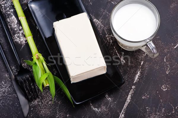 Tofu Stock photo © tycoon
