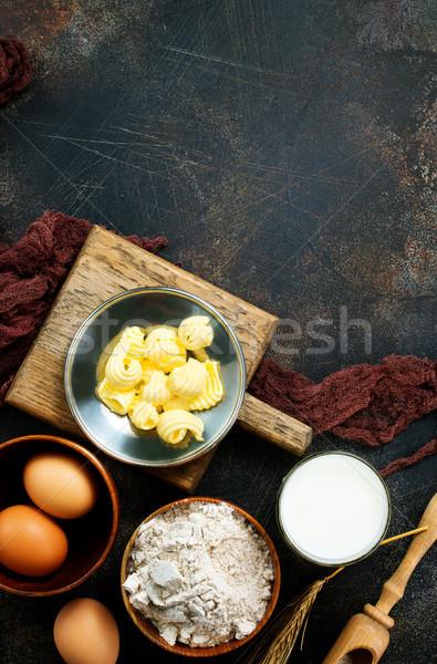 baking ingredient  Stock photo © tycoon