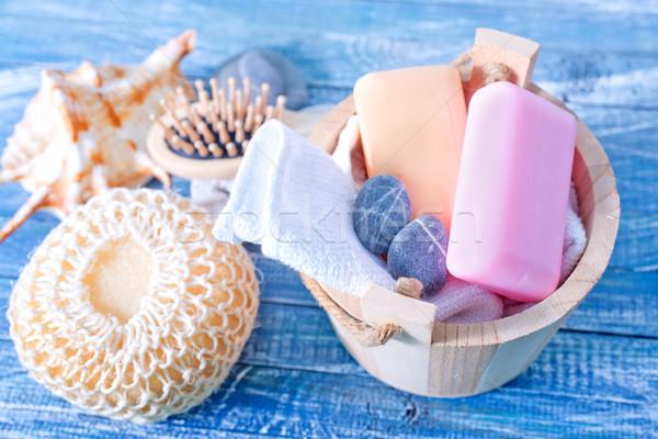 hygiene objects Stock photo © tycoon