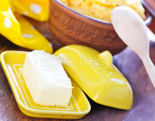 butter Stock photo © tycoon
