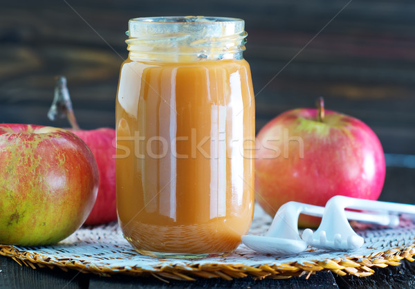 baby food Stock photo © tycoon