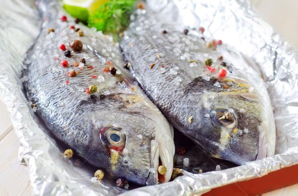 dorado fish Stock photo © tycoon