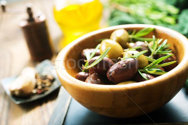 olives Stock photo © tycoon