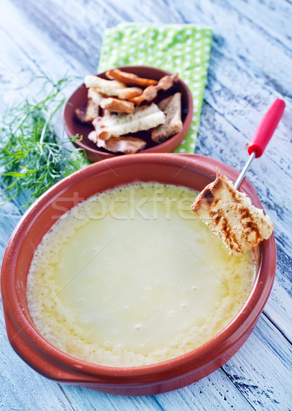 сыра высушите хлеб таблице огня вино Сток-фото © tycoon