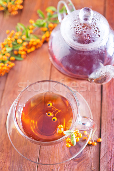tea in cup Stock photo © tycoon