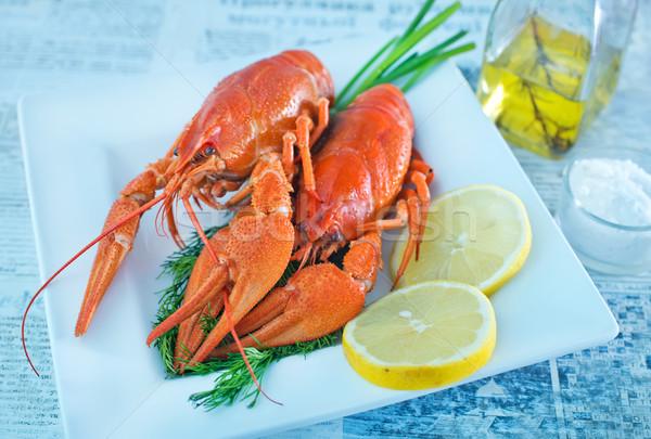 crawfish Stock photo © tycoon