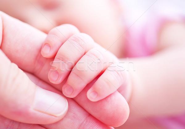 little baby Stock photo © tycoon