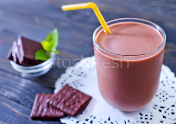 chocolate and cocoa Stock photo © tycoon