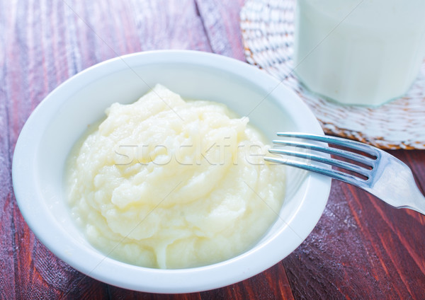 mashed potato Stock photo © tycoon