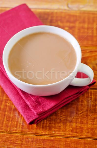 cocoa Stock photo © tycoon