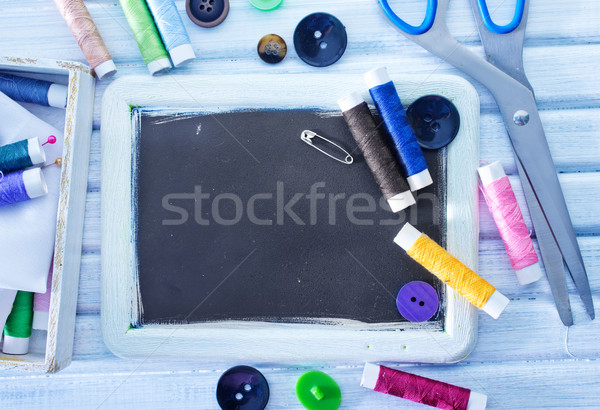 sewing tools Stock photo © tycoon
