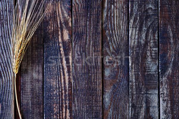 Stock photo: wheat