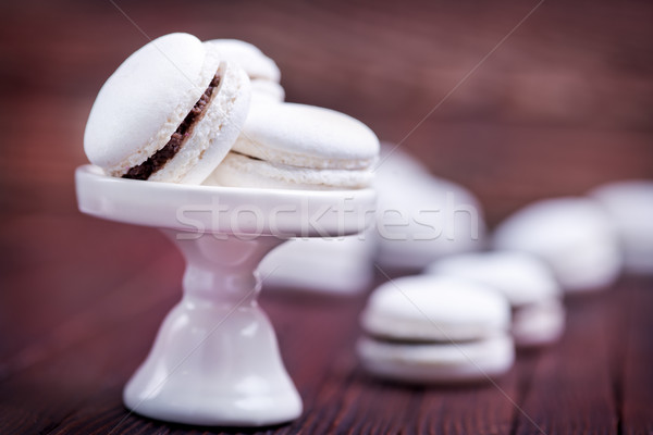 macaroon Stock photo © tycoon