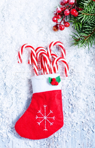 Candy canes Stock photo © tycoon