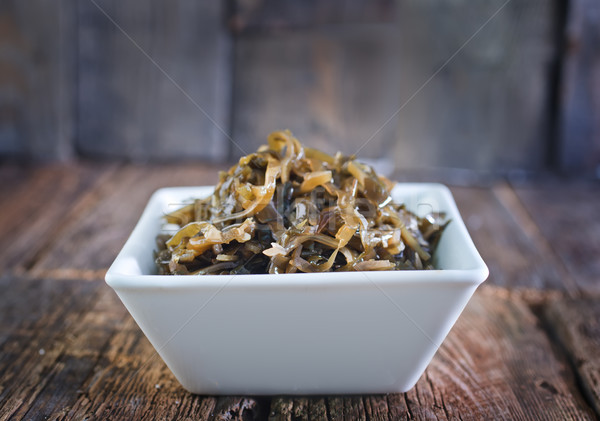 sea kale Stock photo © tycoon
