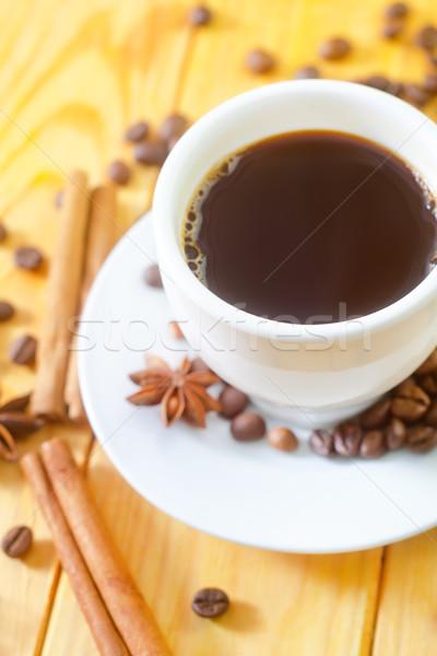coffee Stock photo © tycoon
