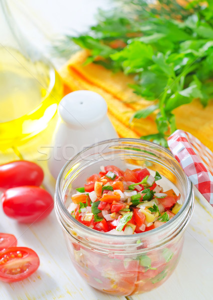 salsa Stock photo © tycoon