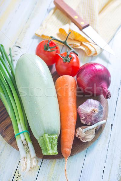 vegetables Stock photo © tycoon