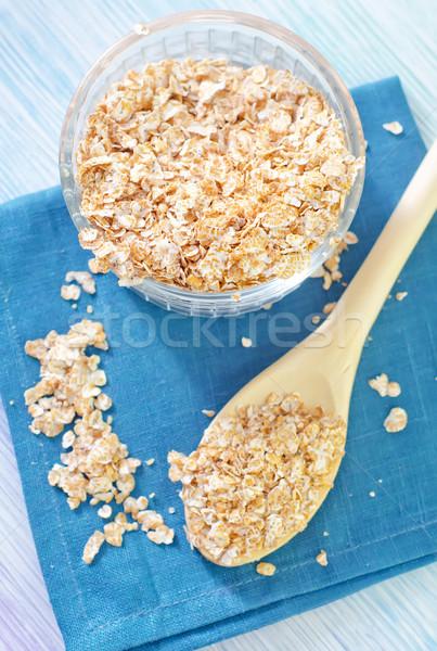 燕麦 食品 フィットネス 夏 果物 ストックフォト © tycoon