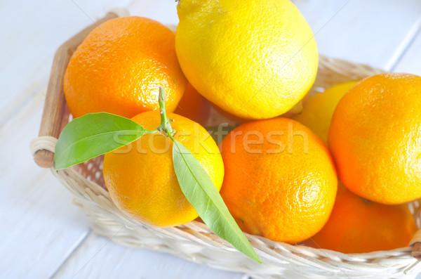 Gezondheid groene groep kleur eten landbouw Stockfoto © tycoon