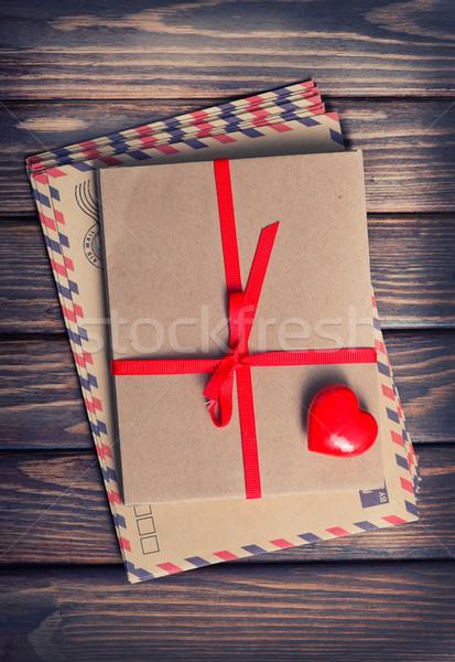 envelopes Stock photo © tycoon