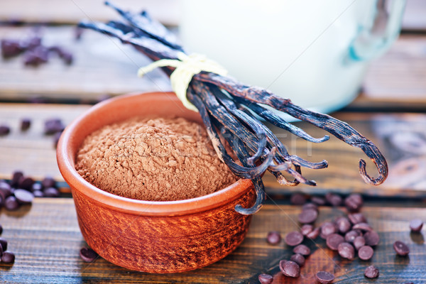 cocoa Stock photo © tycoon