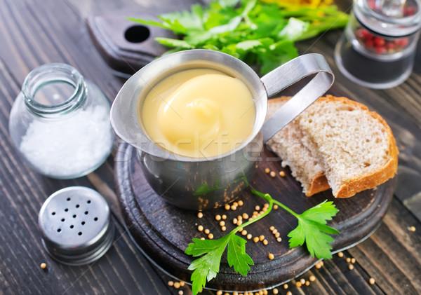 mayonnaise Stock photo © tycoon