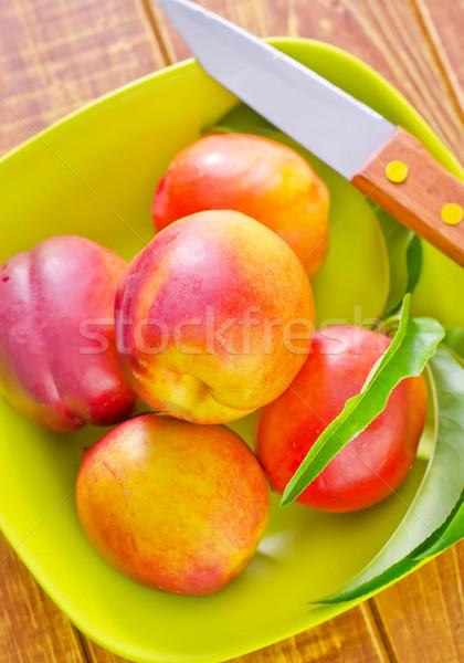 Texture alimentaire été groupe déjeuner dessert Photo stock © tycoon