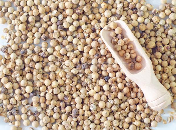 white pepper Stock photo © tycoon