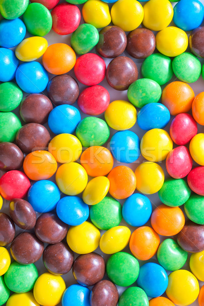 color candy Stock photo © tycoon