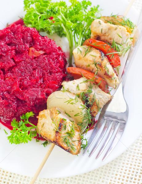 kebab Stock photo © tycoon