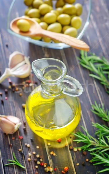 olive oil Stock photo © tycoon